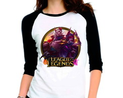 Camiseta Xayah Rakan League of Legends