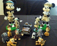 kit mickey safari 2