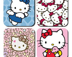 Porta Copo Hello Kitty