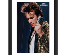 Quadro Jeff Buckley Grace Poster Rock 90