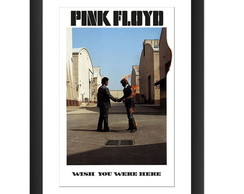 Quadro Pink Floyd Wish You Were Here Art