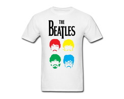 Camiseta Adulto Beatle s