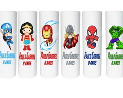 Copo Long Drink Marvel(