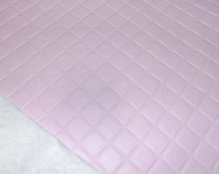 Courino/PVC Patch Rosa