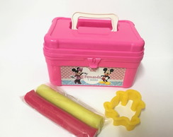 Kit Maletinha Minnie Mickey
