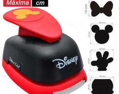 Kit 4 Furador Disney Mickey Minnie 3,4