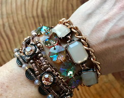 Bracelete Boho Fancy