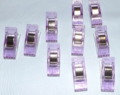 Clips para Patchwork/Costura