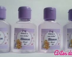 Mini Álcool Gel 35ml Personalizado