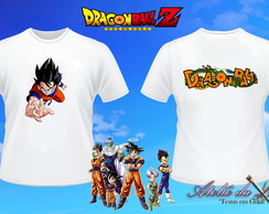 Camiseta - Dragon Ball