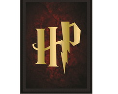 Quadro Harry Potter - HP