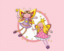 Papel Scrapbook Fairyland 1fl. #FL-06