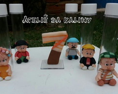 Tubetes turma do chaves