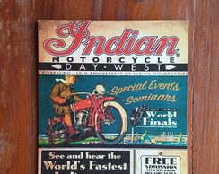 Quadro Indian Mortorcycle Day West