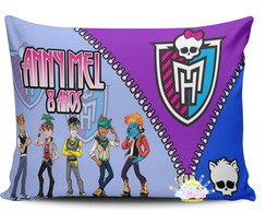 Almofada Personalizada Monster High