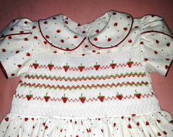 Vestido 'Strawberry'