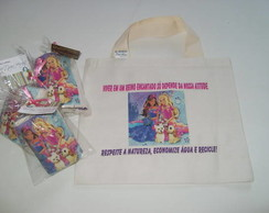 Barbie - Eco Bag Infantil
