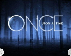Painel Tecido 2,0 x 1,5 Once Upon a Time