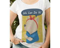 Camiseta Feminina Only Happy