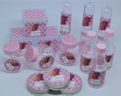 Kit Festa Barbie Butterfly 100un