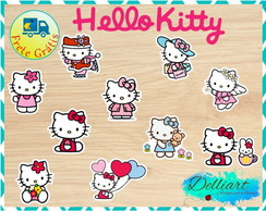 Aplique - Hello Kitty