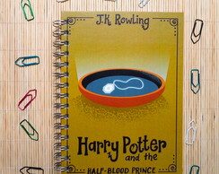 Caderno Harry Potter e o Enigma do Prínc