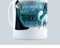 Caneca Game of Thrones - Dark Night
