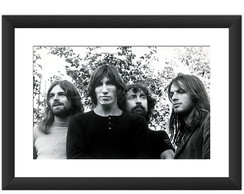 Quadro Pink Floyd Dark Side Rock 45x60