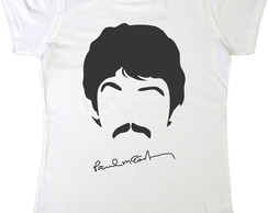 Paul McCartney Camiseta Baby Look