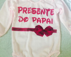 Body presente do papai
