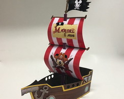 Navio Mickey Pirata