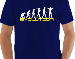 Camiseta Evolution Academia