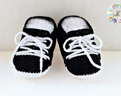 Tênis de crochê Baby Boy - Sports