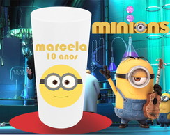 COPO LONG DRINK 320ML - MINIONS