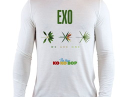 d28aaaf876 ... Camiseta Exo The War Ko Ko Bop