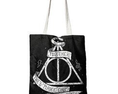 BOLSA HARRY POTTER RELÍQUIAS DA MORTE
