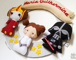 Guirlanda Star Wars