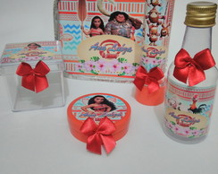 Kit Moana - 50 Itens Personalizados