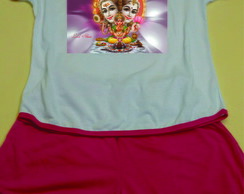 Pijama short-doll Lord Shiva