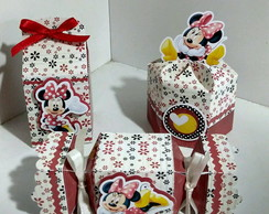 KIT FESTA SCRAP DA MINNIE