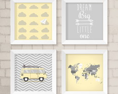 Kit de Quadrinhos - Dream Big Little One