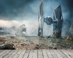Painel Star Wars