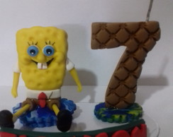 mini topinho do bob esponja