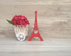 Escultura Torre Eiffel in Love