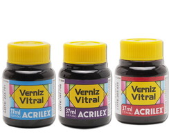 Verniz Vitral 37ml