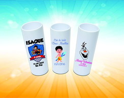 50 COPOS LONG DRINK 350ML PERSONALIZADOS