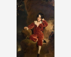 Poster Thomas Lawrence 40x60cm Red Boy