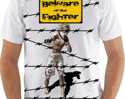 Camiseta Mma Beware Of The Fighter