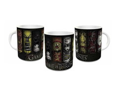 Caneca Personalizada GAME OF THRONES