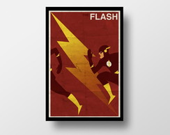 Quadrinho - The Flash